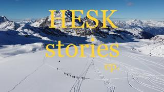 HESK stories ep.1 *Rosablanche* - 2v sedan