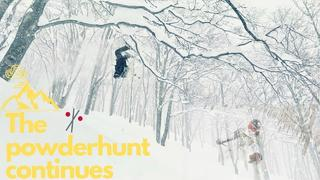 Skiing powder in Japan  part II - Niseko & Hakuba 2019 - 3mån sedan