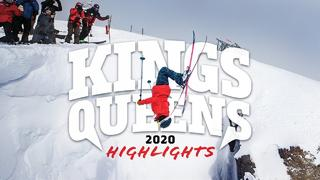 Kings & Queens 2020 - Next Level Corbet's Couloir - 9h sedan