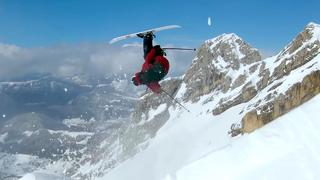 Candide Thovex - A bit of skiing - 1month ago
