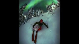 Northern Light Skiing! - 3w ago
