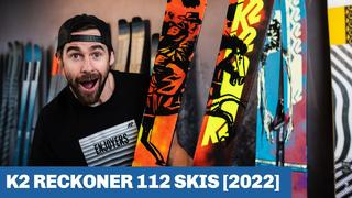 K2 Reckoner 112 Ski 2022 - SNEAK PEAK - 1mån sedan