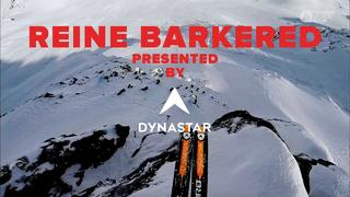 Reine Barkered gör sin 13:e vinter på Freeride World Tour - 2mån sedan