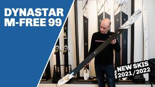 Dynastar M-Free 99 Ski 2022 - SNEAK PEAK - 1mån sedan