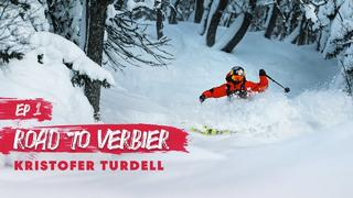 EP 1 Chasing Bec des Rosses - Road to Verbier w/Kristofer Turdell - 3v sedan