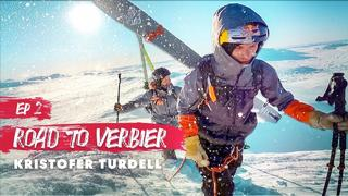 EP2 Big Turns and Big Mountains - Road to Verbier w/Kristofer Turdell - 3v sedan