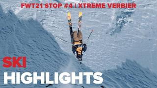 FWT21 Stop #4 Xtreme Verbier | Ski Highlights - 2v sedan
