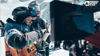Mic'd Up Hedvig Wessel Xtreme Verbier 2021