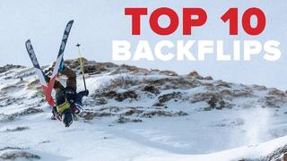 10 raggare från Freeride World Tour