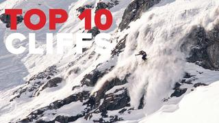 FWT21 Top 10 Cliffs