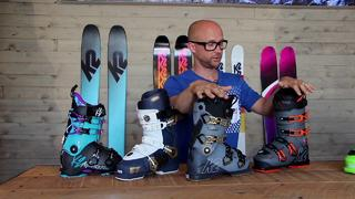 The Ski Boot School Episode 2: Different types of ski boots