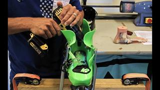 The Ski Boot School Episode 6 - Boot fitting